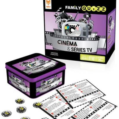 Family quizz le jeu de societe cinema serie tv