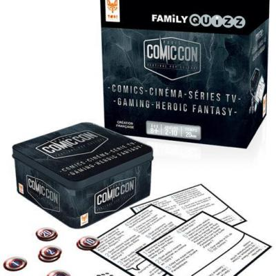 Family quizz le jeu de societe comic con