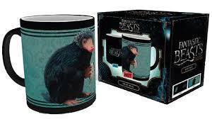Fantastic beasts mug thermoreactif 300 ml niffler 1
