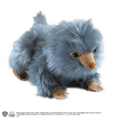 Fantastic beasts peluche bebe niffleur gris
