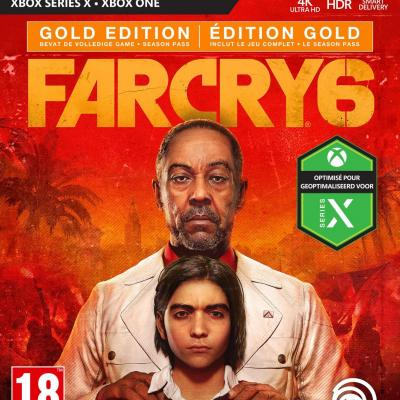 Far cry 6 gold edition xbox one xbox series x