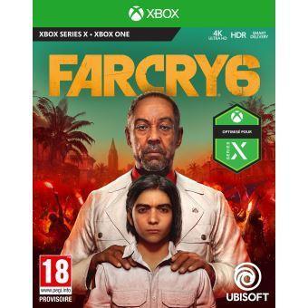 Far cry 6 tetra xbox