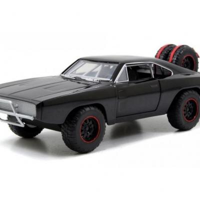Fast furious 1970 dodge charger 1 24eme