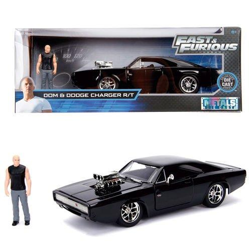 Fast furious 1970 dodge charger dom 1 24eme