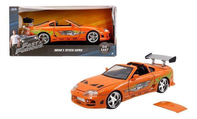 Fast furious 1995 toyota supra 1 24eme