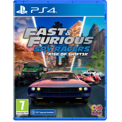 Fast furious spy racers rise of sh1ft3r