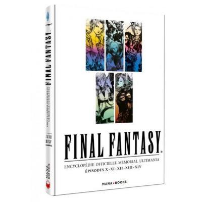 Final fantasy encyclopedie officielle memorial ultimania vol 2