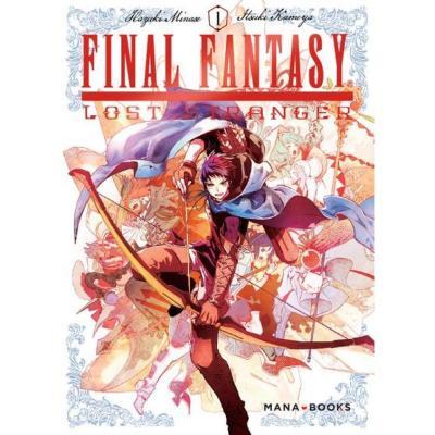 Final fantasy lost stranger tome 1