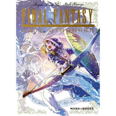 Final fantasy lost stranger tome 2