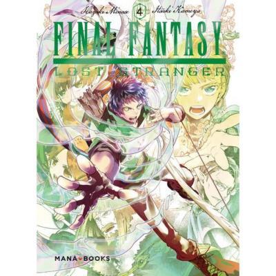Final fantasy lost stranger tome 4