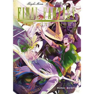 Final fantasy lost stranger tome 6