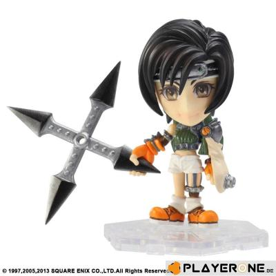 Final fantasy trading arts mini kai no 12 yuffie kisaragi