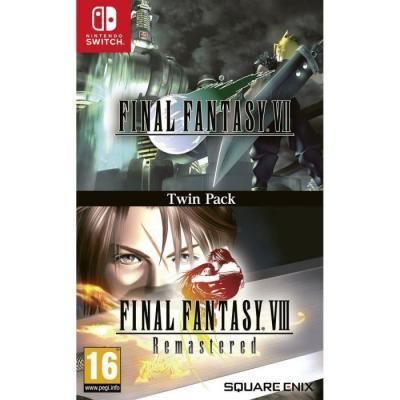 Final fantasy vii viii twin pack 1