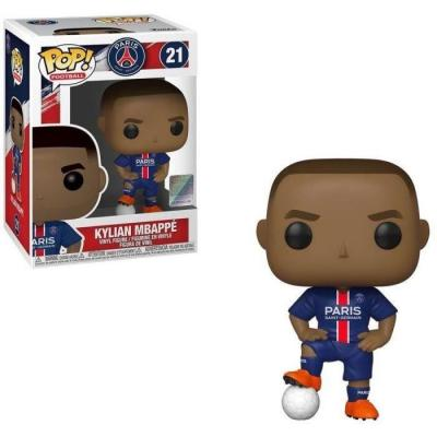 Football bobble head pop n 21 psg kylian mbappe