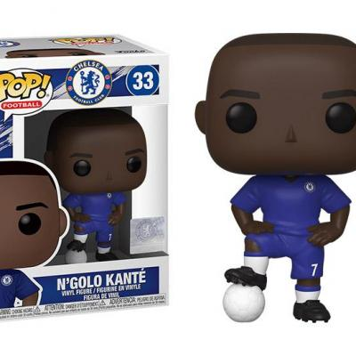 Football bobble head pop n 33 chelsea n golo kante