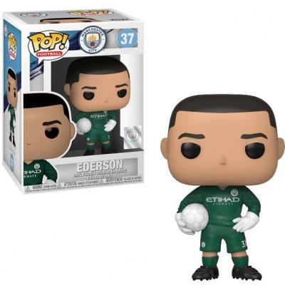 Football bobble head pop n 37 manchester city ederson