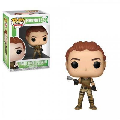 Fortnite bobble head pop n 439 tower recon specialist