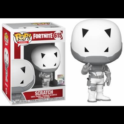 Fortnite bobble head pop n 615 scratch