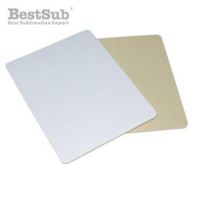 Fre pl tapis de souris rectangulaire 25 x 19 cm 5 mm en caoutchouc clair sublimation transfert thermique 1946 1