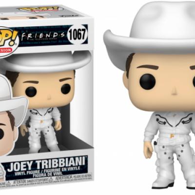 Friends bobble head pop n 1067 cowboy joey