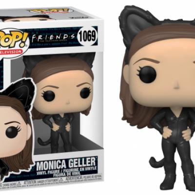 Friends bobble head pop n 1069 monica as catwoman
