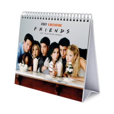 Friends calendrier de bureau 2022 17x20cm