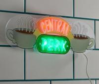 Friends central perk enseigne neon 38x13 1