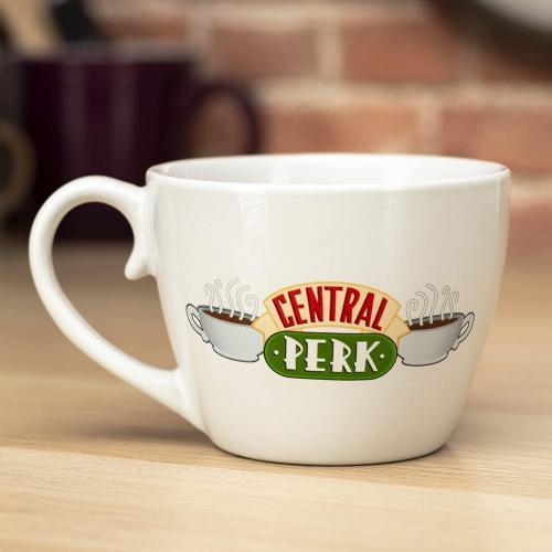 Friends central perk mug a cappucccino 300ml