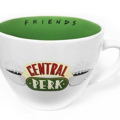 Friends central perk mug a cappuccino 630 ml 1