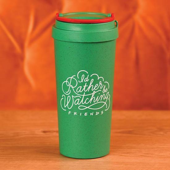 Friends central perk mug de voyage 370 ml