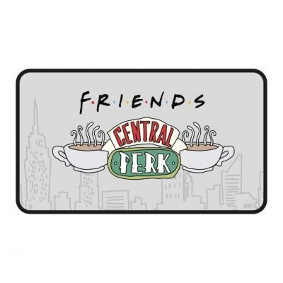 Friends central perk tapis d interieur en mousse 40x70cm