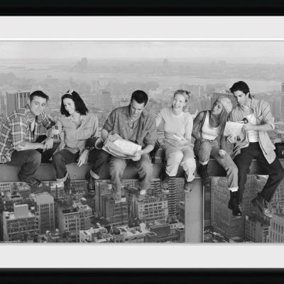 Friends collector print 30x40 on girder