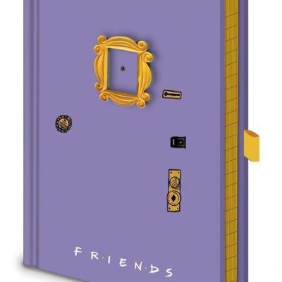 Friends frame notebook a5 premium