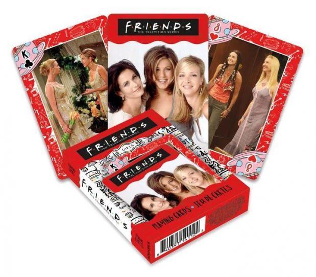 Friends girls jeu de cartes