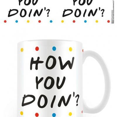 Friends how you doin mug 300ml