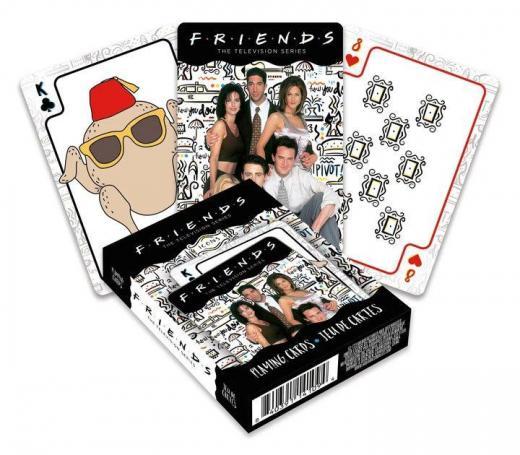 Friends icons jeu de cartes