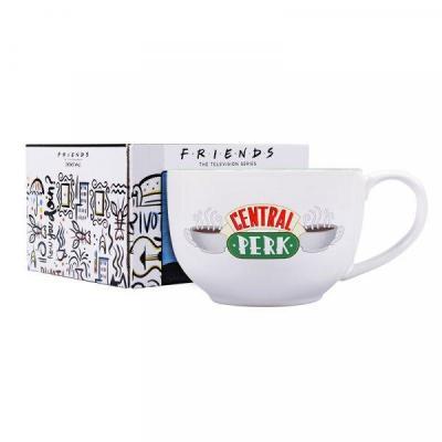 Friends mug a cappuccino 500 ml central perk