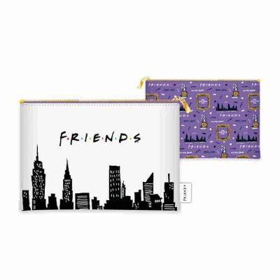 Friends new york skyline sacoche 24x16cm