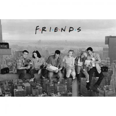 Friends poster 61x91 skyscraper