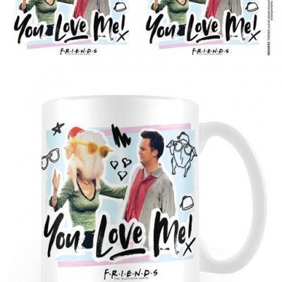 Friends you love me mug 315ml