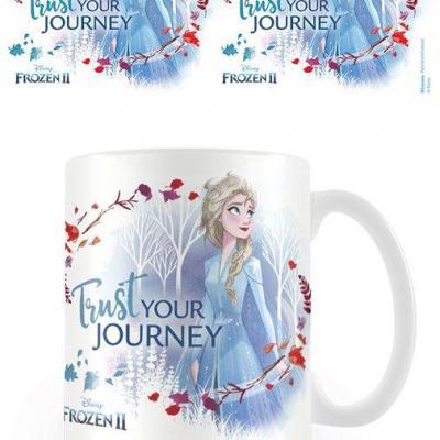 Frozen 2 trust your journey mug 315ml