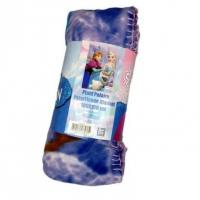 Frozen plaid polaire 100x150cm disney