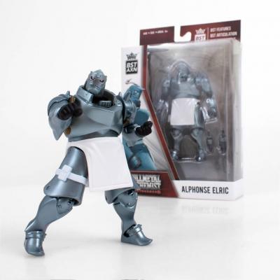 Fullmetal alchemist alphonse elric figurine bst axn 13cm