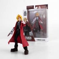 Fullmetal alchemist edward elric figurine bst axn 13cm