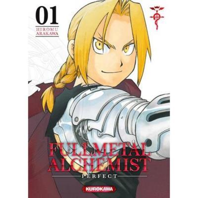 Fullmetal alchemist tome 1 edition perfect