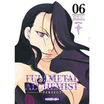 Fullmetal alchemist tome 6 edition perfect