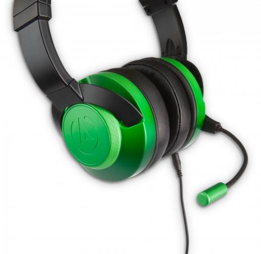 Fusion wired gaming headset emerald 2
