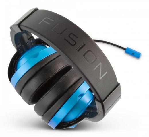 Fusion wired gaming headset sapphire 1