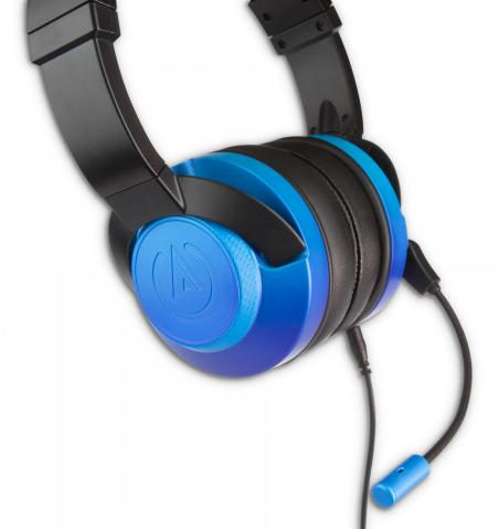 Fusion wired gaming headset sapphire 2