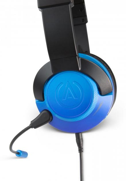 Fusion wired gaming headset sapphire 3